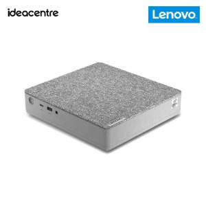 LENOVO IdeaCentre Mini 5i 90Q70005KA 미니PC i3-10100 8GB SSD(128GB NVMe) Free-Dos